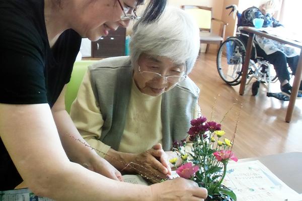高齢者のサービスについて知りたい